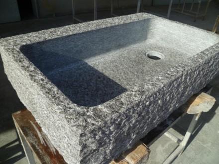 Lavandino in pietra sironi marmi - Lavandino in pietra cucina ...